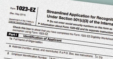IRS Makes Approved Form 1023-EZ Data Available Online – E ...