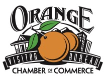 proud member of Orange Chamber of Commerce
