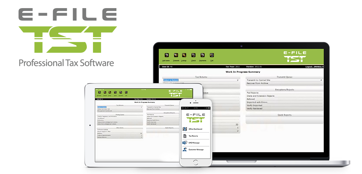 Get your FREE Demo of E File Tax Group 1040 – E-File Group